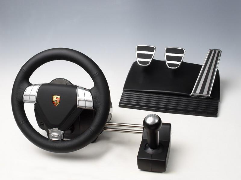 Volant Fanatec Porsche 911 Turbo S Ma 360 Option Cuir Polygamer