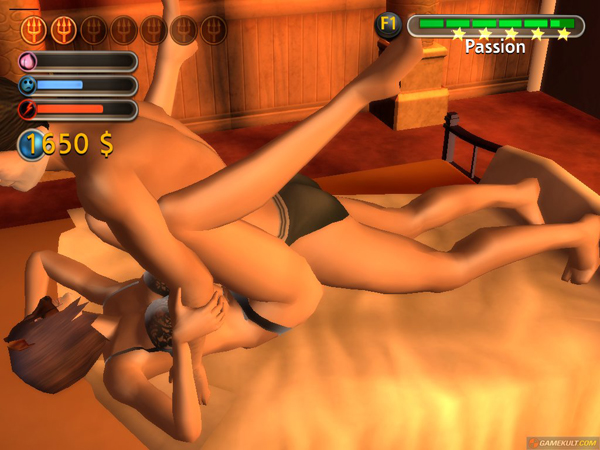 jeu sexe