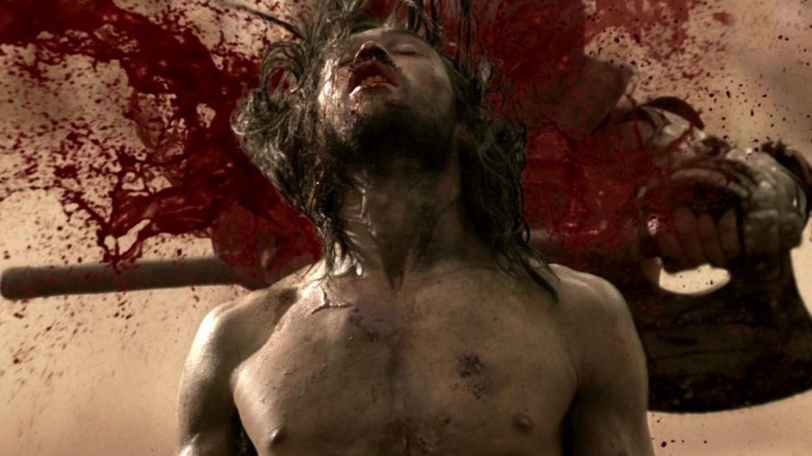Spartacus : du sang !