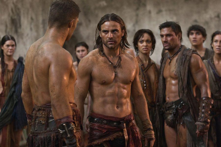 Spartacus et Gannicus