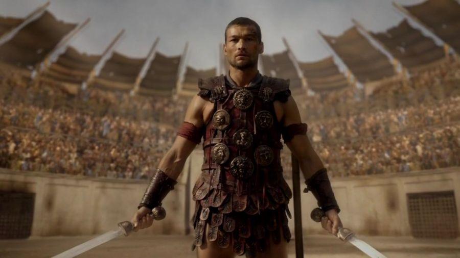 Spartacus : effets spéciaux